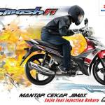 2015 Suzuki Smash Fi – first 115cc moped with Fuel Injection by Suzuki Assemblers Malaysia