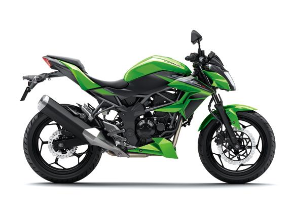 2015 Kawasaki Z250SL - RM15,389 (basic)