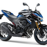 2016 Kawasaki Z800 livery update in Europe, Canada, China and Thailand