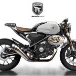 2016 Honda 300 TT Racer Concept – pelumba kopi retro moden