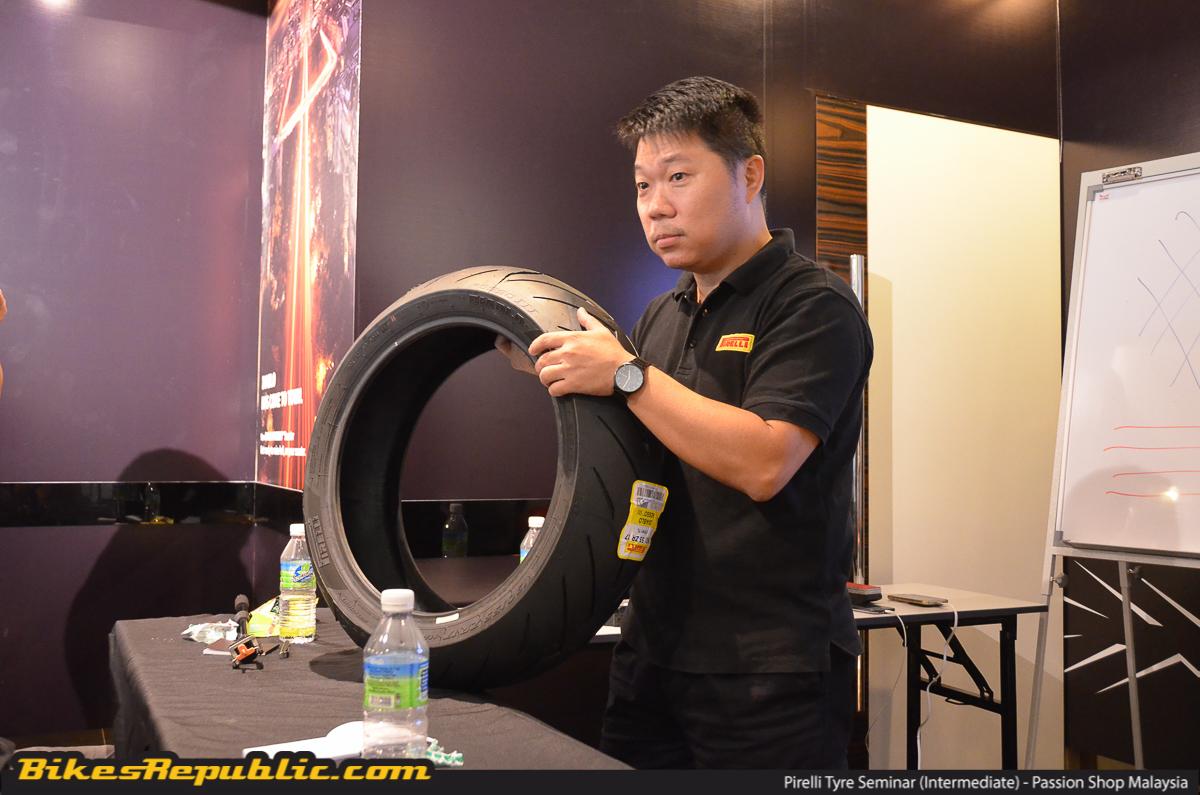 2018 pirelli tyre seminar intermediate passion shop malaysia 29 motomalaya. Black Bedroom Furniture Sets. Home Design Ideas